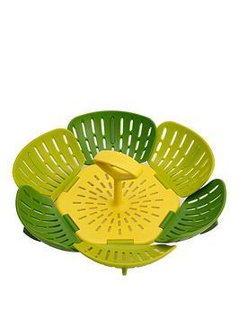 joseph-joseph-bloom-folding-steamer-basket