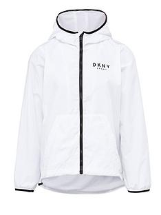 dkny-sport-logo-hooded-windbreaker-jacket-white