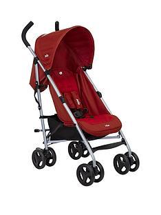 joie-nitro-stroller-cranberry