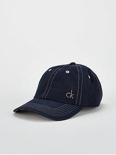 calvin-klein-golf-vintage-twill-baseball-cap-navy