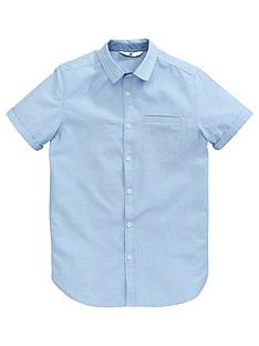 v-by-very-boys-short-sleeve-oxford-shirt-blue