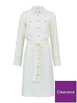 v-by-very-ultimate-button-through-midi-dress-ecru
