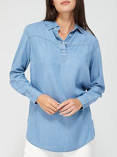 v-by-very-oversized-denim-shirt-bleach-wash