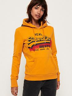 superdry-vintage-logo-rainbow-shadow-hoodie-yellow