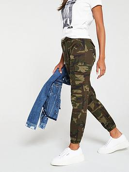 v-by-very-camouflagenbspcargo-jogger-camo-print