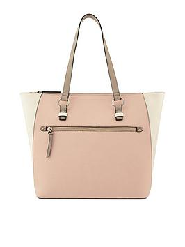Accessorize   Dolly Colourblock Tote Bag - Multi