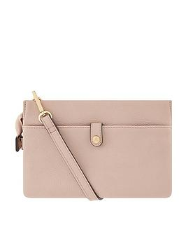 Accessorize Accessorize Kerry Cross Body - Pink Picture