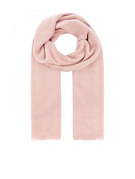 accessorize-sorrento-lightweight-scarf-pink