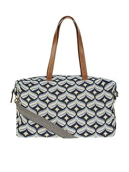 Accessorize Accessorize Heart Nomad Weekender - Blue Picture