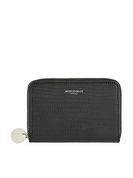 Accessorize Accessorize Becky Zip Around Wallet Picture