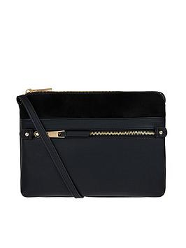 Accessorize   Elly Cross Body Bag - Black