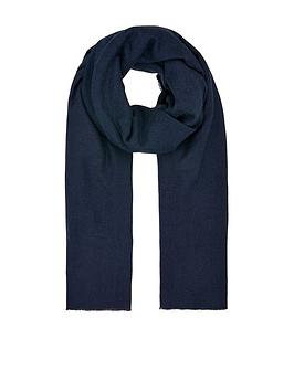 Accessorize Accessorize Take Me Everywhere Scarf - Navy Picture