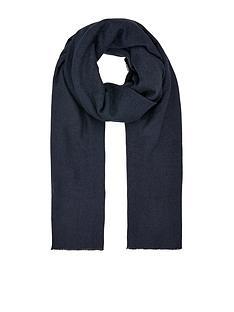 accessorize-wells-supersoft-blanket-scarf-navy