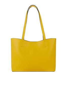 Accessorize Accessorize Leo Shopper - Yellow Picture