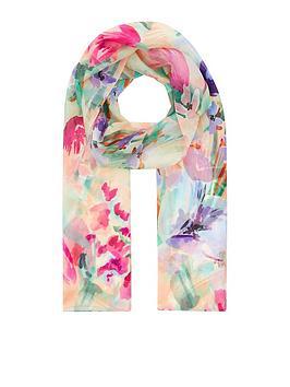 accessorize-watercolour-floral-silk-classicnbspscarf-multi