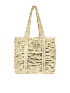 accessorize-easy-slouch-weave-shopper-cream