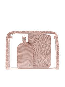 Accessorize Accessorize Travel Set - Pink Picture
