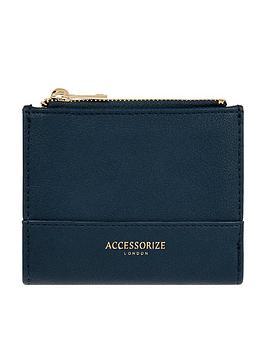 Accessorize Bella Wallet - Navy