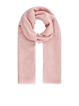 Accessorize Accessorize Take Me Everywhere Scarf - Pink Picture
