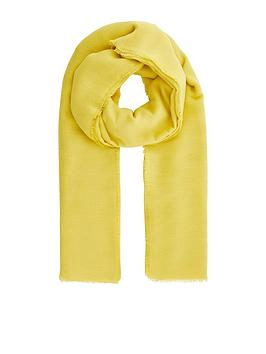 Accessorize Accessorize Take Me Everywhere Scarf - Yellow Picture