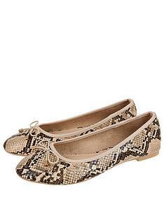 accessorize-sophia-bow-ballerina-snake-print