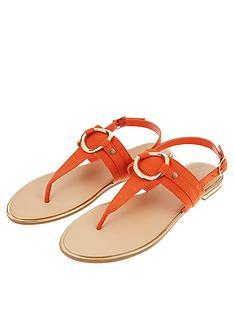 accessorize-ring-detail-sandal-orange
