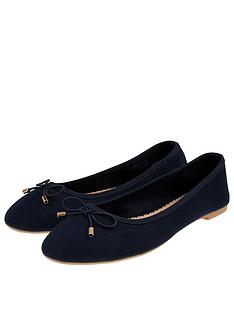 accessorize-sophia-bow-ballerina-shoes-navy