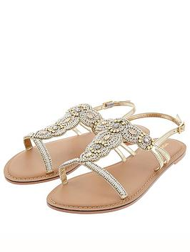 monsoon-marnie-embellished-strap-sandals-gold