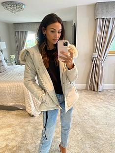 michelle-keegan-short-faux-fur-hooded-parka-coat-cream