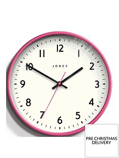 jones-clocks-jam-wall-clock