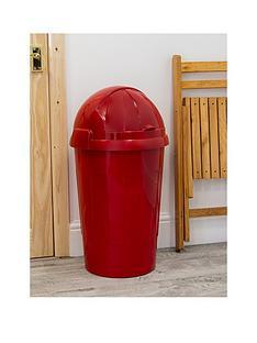 wham-casa-50-litre-bullet-bin-chilli-red