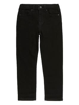 River Island River Island Boys Jake Regular Fit Jeans-Black Picture