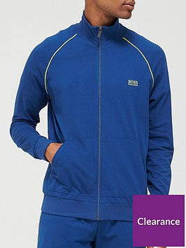 boss-bodywear-mix-amp-match-zip-throughnbspjacket-blue