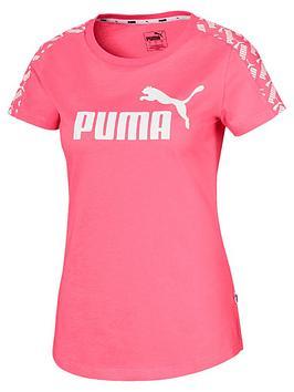 Puma Puma Amplified T-Shirt - Pink Picture