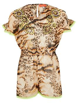 river-island-girls-animal-cut-out-playsuit-multi