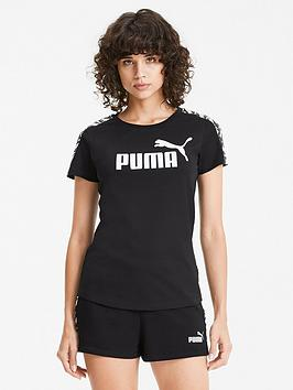 Puma Puma Amplified T-Shirt - Black Picture