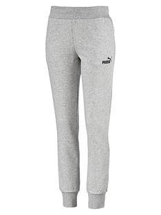 puma-essential-sweat-pants-grey