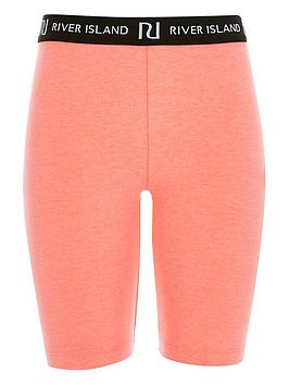 river-island-girls-waistband-cycling-shorts--nbsppink