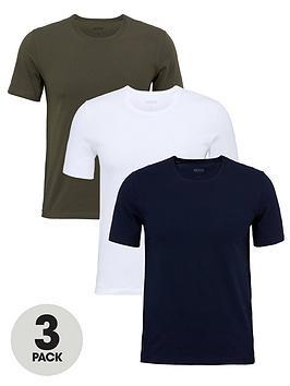 boss-bodywear-3-pack-short-sleevenbspt-shirts-navywhitekhaki