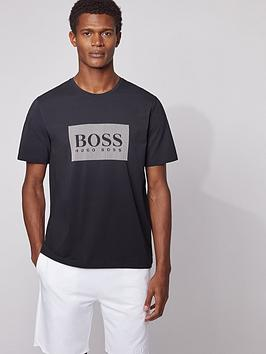 boss-bodywear-fashion-logo-t-shirt-navy