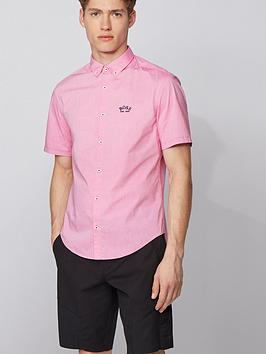 boss-biadia_r-short-sleeve-oxford-shirt-bright-pink