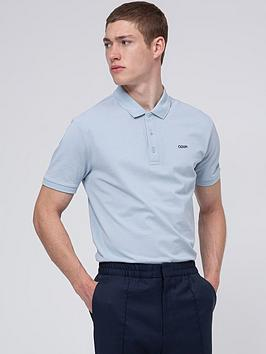 hugo-donos-polo-shirt-pastel-blue