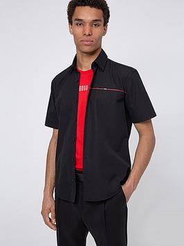 hugo-ermino-short-sleeve-shirt
