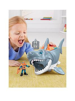 Imaginext Imaginext Mega Bite Shark Picture