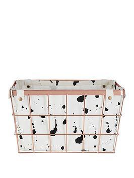 Premier Housewares Premier Housewares Iron Lined Basket Picture