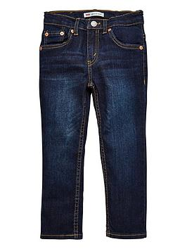 levis-boys-512-slim-taper-jeans-dark-wash