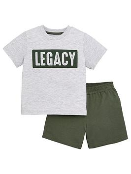 V by Very V By Very Boys Father'S Day Legacy Pj Set - Multi Picture