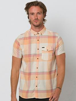 Animal Animal Harvest Short Sleeve Shirt - Coral Picture