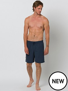 animal-elasticated-swim-board-shorts-indigo-blue