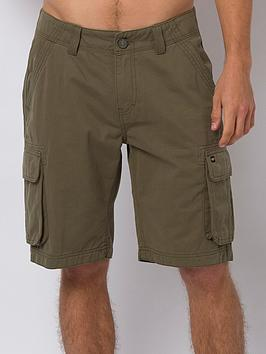 Animal Mazo Walk Shorts - Olive